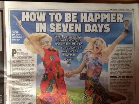 Daily Express 2 July 2013