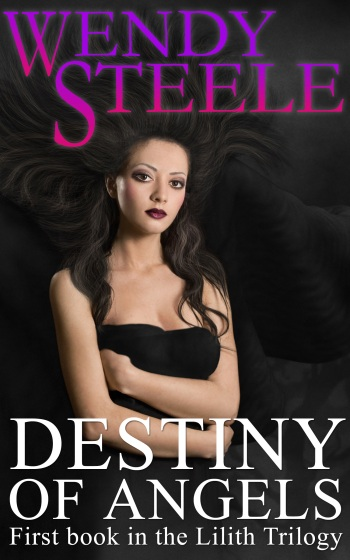 Destiny of Angels ebook cover