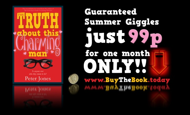guaranteed summer giggles for one month ONLY